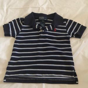 Infant/toddler polo shirt lot of 2